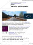 10 Days to Faster Reading - Abby Marks-Beale