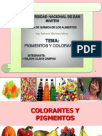 Colorantes y Pigmentos Bros