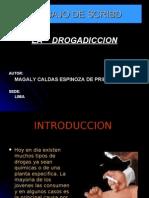 LA DROGADICCION