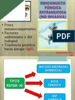 2.Rinosinusitis Fungica Extramucosa No Invasiva