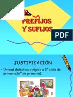 Prefijos y Sufijos Ppt2013