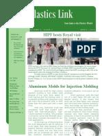 Plastics Link Newsletter Mar 2013