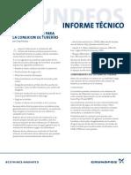 Informe tecnico Grundfos