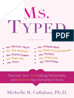 Ms. Typed, by Michelle R. Callahan, Ph.D., M.A. - Excerpt
