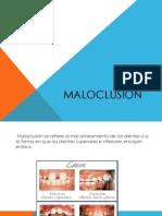 ecuacion ortodontica