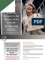 5 Secrets To Creative Job Search