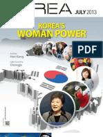 KOREA [2013 VOL.9 No.07]