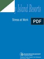 Job Stress Survey