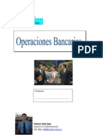 Manual Operaciones Bancarias