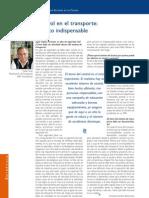 05. Entrevista a César Arias. Control en el transporte aspecto indispensable