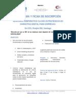 Seminario Corporativo Marketing Digital 2013 (1)