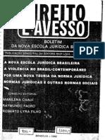 1982+Normas+jurídicas+e+outras+normas+sociais+LYRA+FILHO