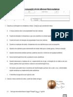 6ª FICHA DE AVALIAÇÃO(prep)