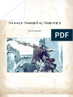 Sword and Sorcery
