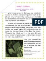 Phoebe's Testimony on OCC