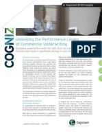Unlocking the Performance Levers of Commercial Underwriting