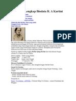 Informasi Lengkap Biodata R