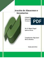 Admón de Almac. e Inventarios