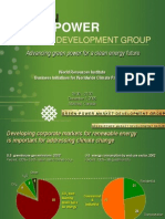 Green Power Market Development Group