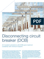 ABB-142 WPO D C Breakers