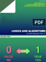 Logika Dan Algoritma, Pertemuan 2