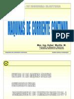 1.- Introduccion Maquinas de Corriente Continua