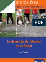 Deteccion de Talentos en Futbol Base