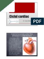 Ciclul Cardiac EKg