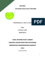 Infeksi Opportunistik Pada Hiv-Aids
