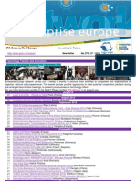 Europe Enterprise Network No 276/27 - 2013