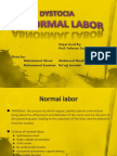2 Abnormal Labor