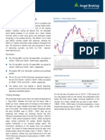 Daily Technical Report, 08.07.2013