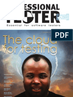 Professional Tester Magazine - Issue12