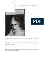 Hazrat Syyed Shah Mohammad Hassan Wal Hussaini Baghdadi Gillani Rahmatullah Alayh
