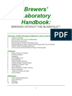 BSI Brewers Lab Handbook