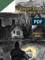 Best Ghost Tales of South Carolina by Terrance Zepke