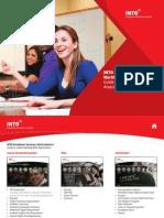 미국 INTO 입학절차가이드 Enrollment Services Application Guide