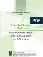Moldolva human development report 2009