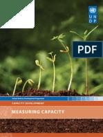 Measuring capacity