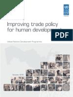 Uzbekistan aid for trade needs assessment