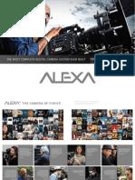 2013 arriALEXA Brochure