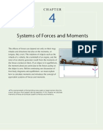 Systems of Forces and Moment