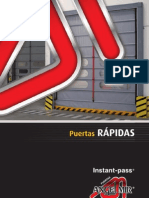 Catálogo de Puertas Rápidas 2013 de Angel Mir