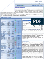 Equity Weekly - Rupee, Crude Oil Price and Infosys Results in Focus