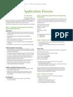 INTO 미국 CSU Application 2013-14