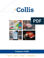 Collis Corporate Brochure