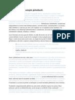 Avantajele Si Dezaavantajele Globalizarii (1)