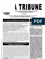 Tribune PS FLP mai 2009