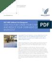 Wallstreet Cash Management for Banks