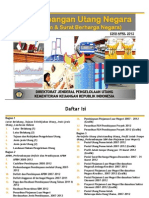 Buku Saku Perkembangan Utang Negara Edisi April 2012